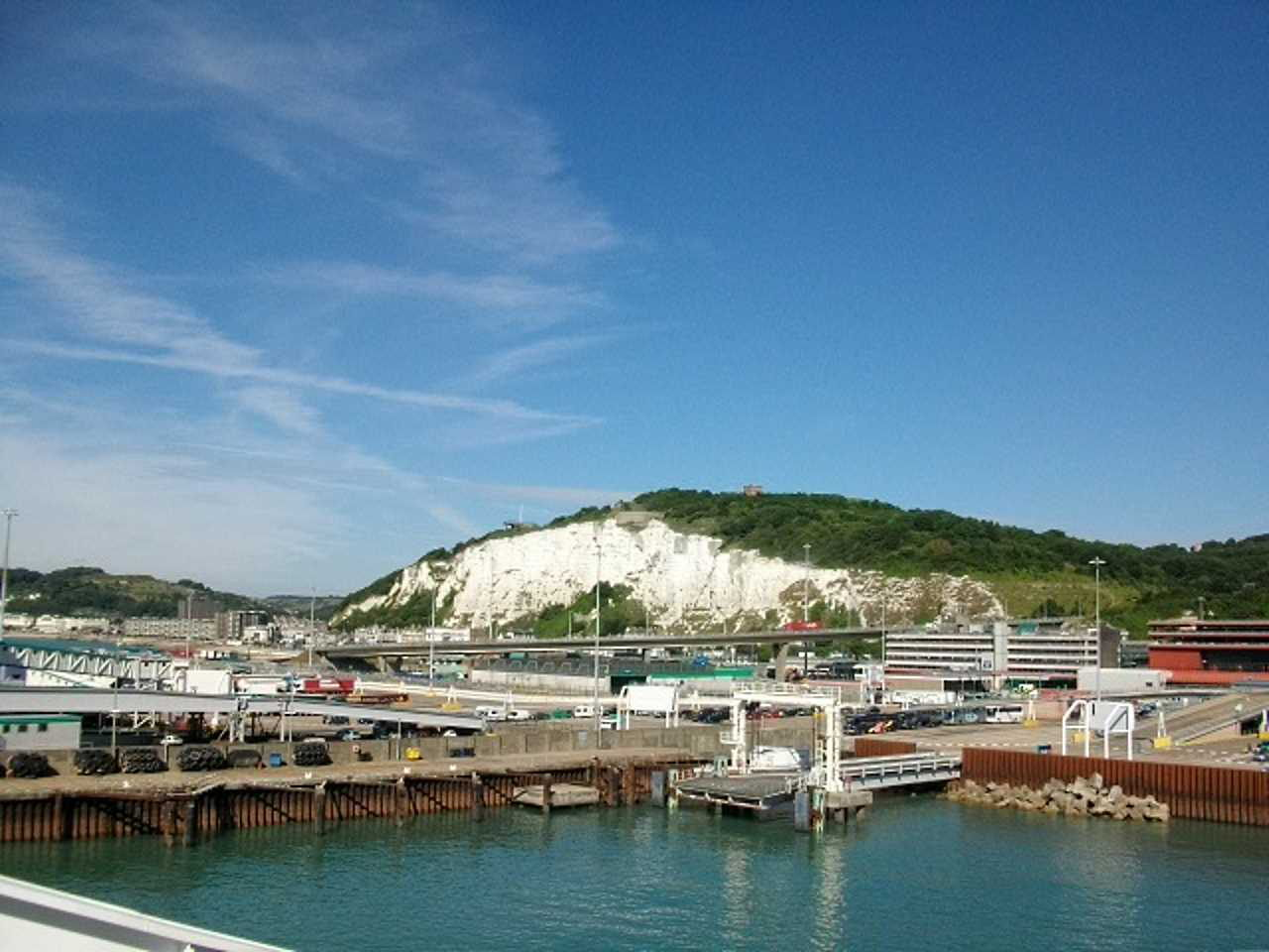 Dover harbour #2