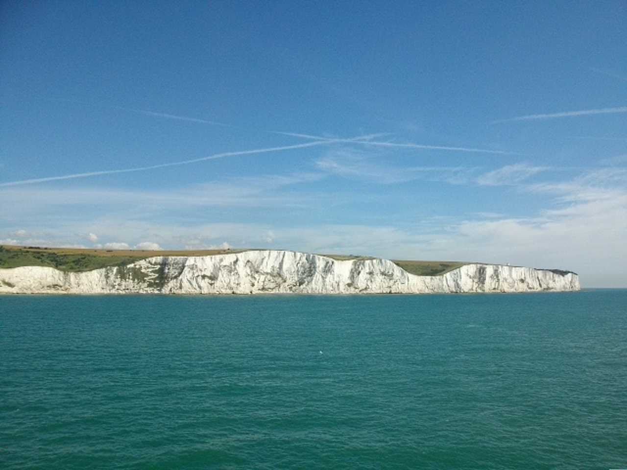 White Cliffs #3, Dover