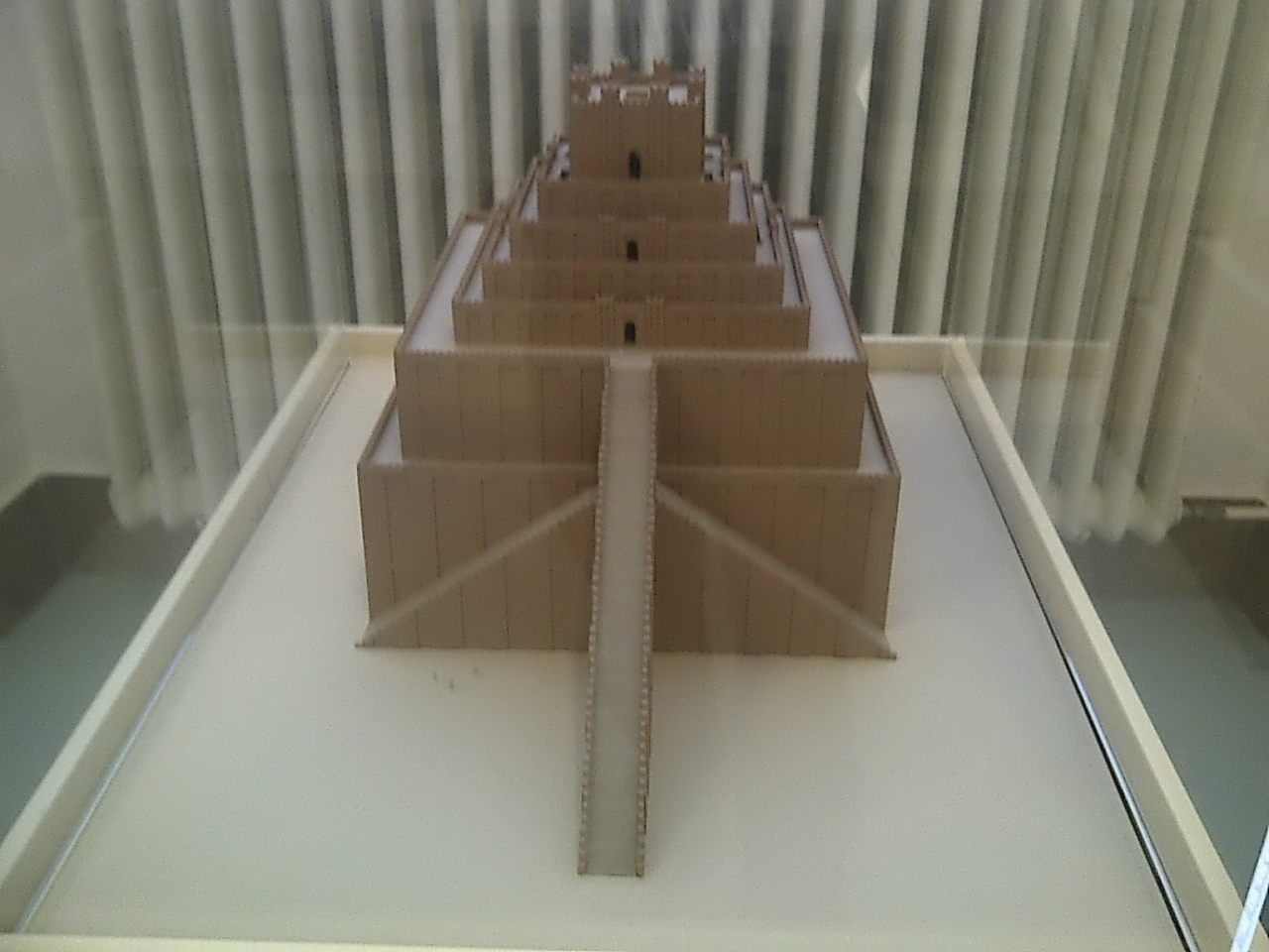 Pergamon Museum, Ziggurat of Uruk model