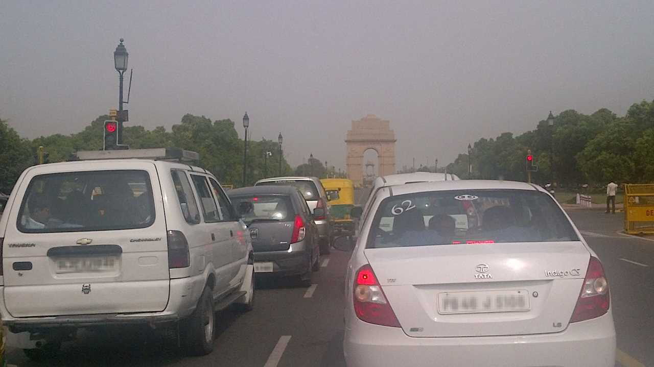 New Dehli, Gate of India #2