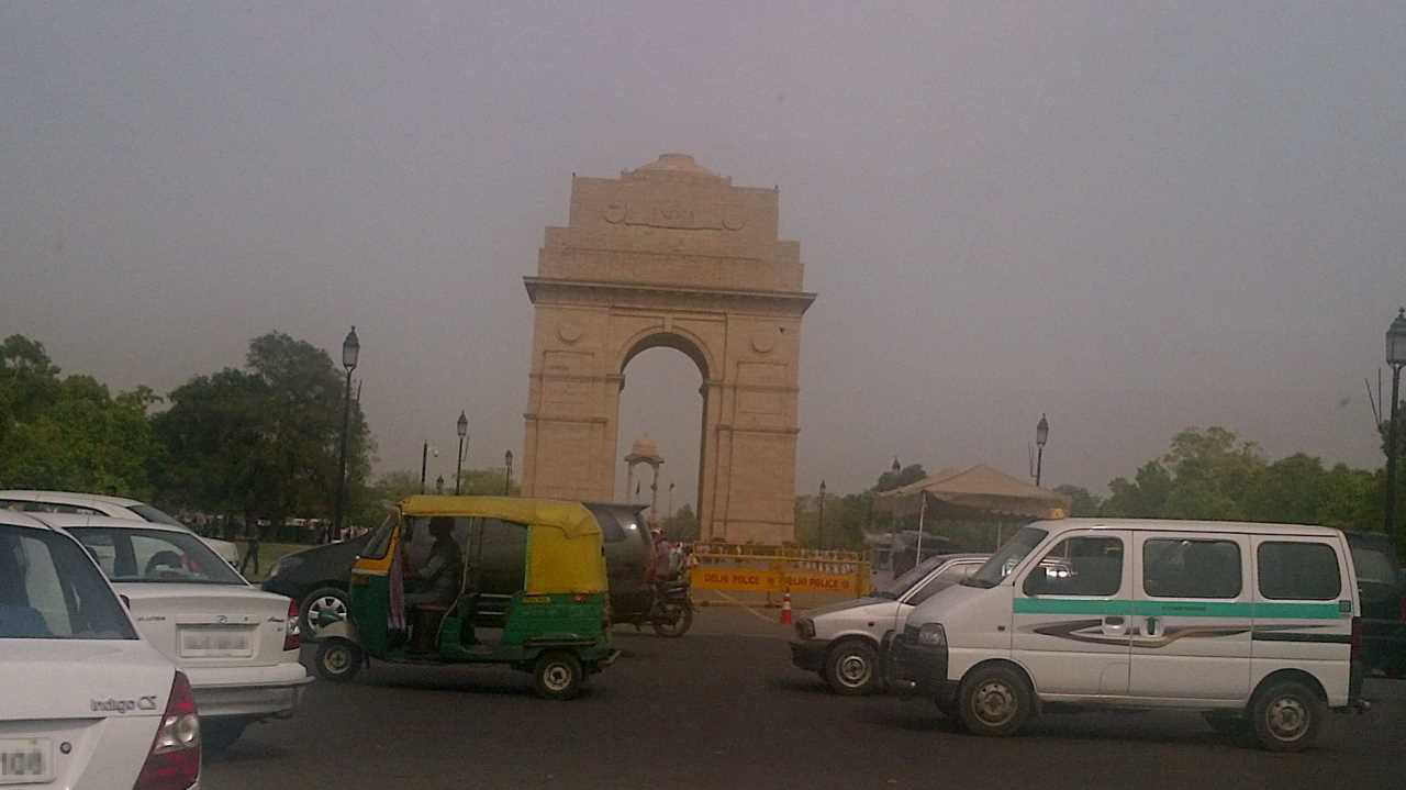 New Dehli, Gate of India #3