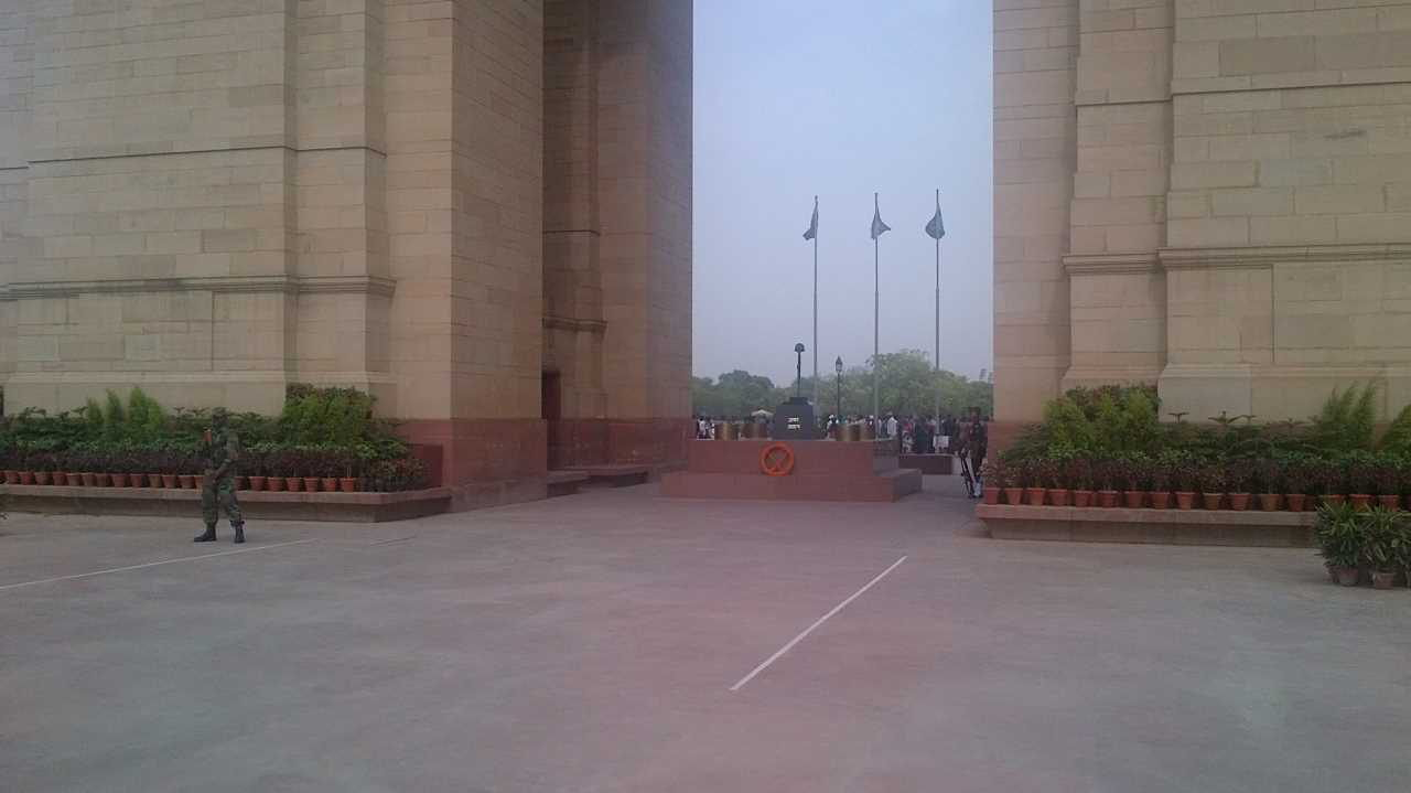 New Dehli, Gate of India #4