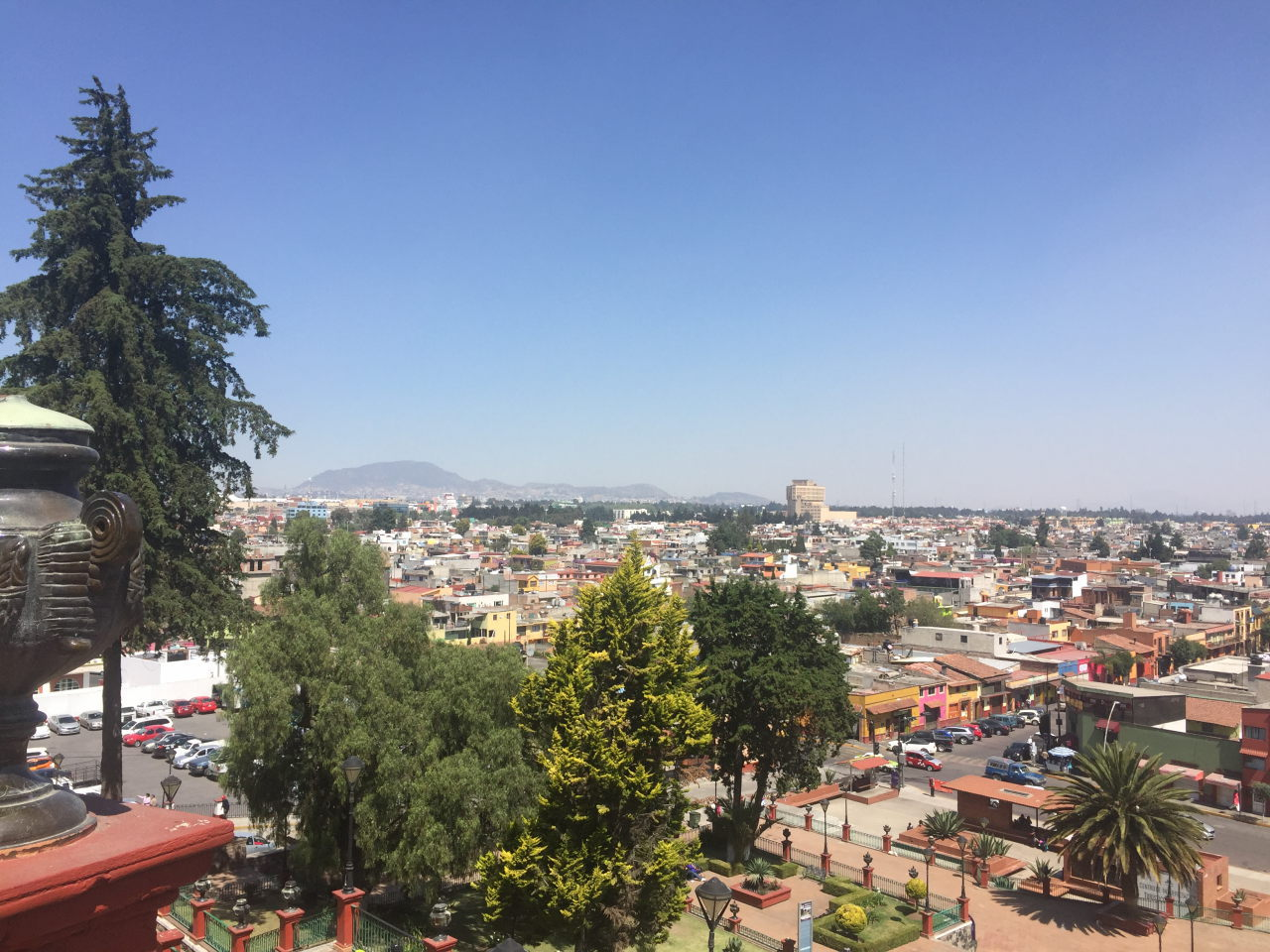 Metepec, Hill of the Magueyes #2