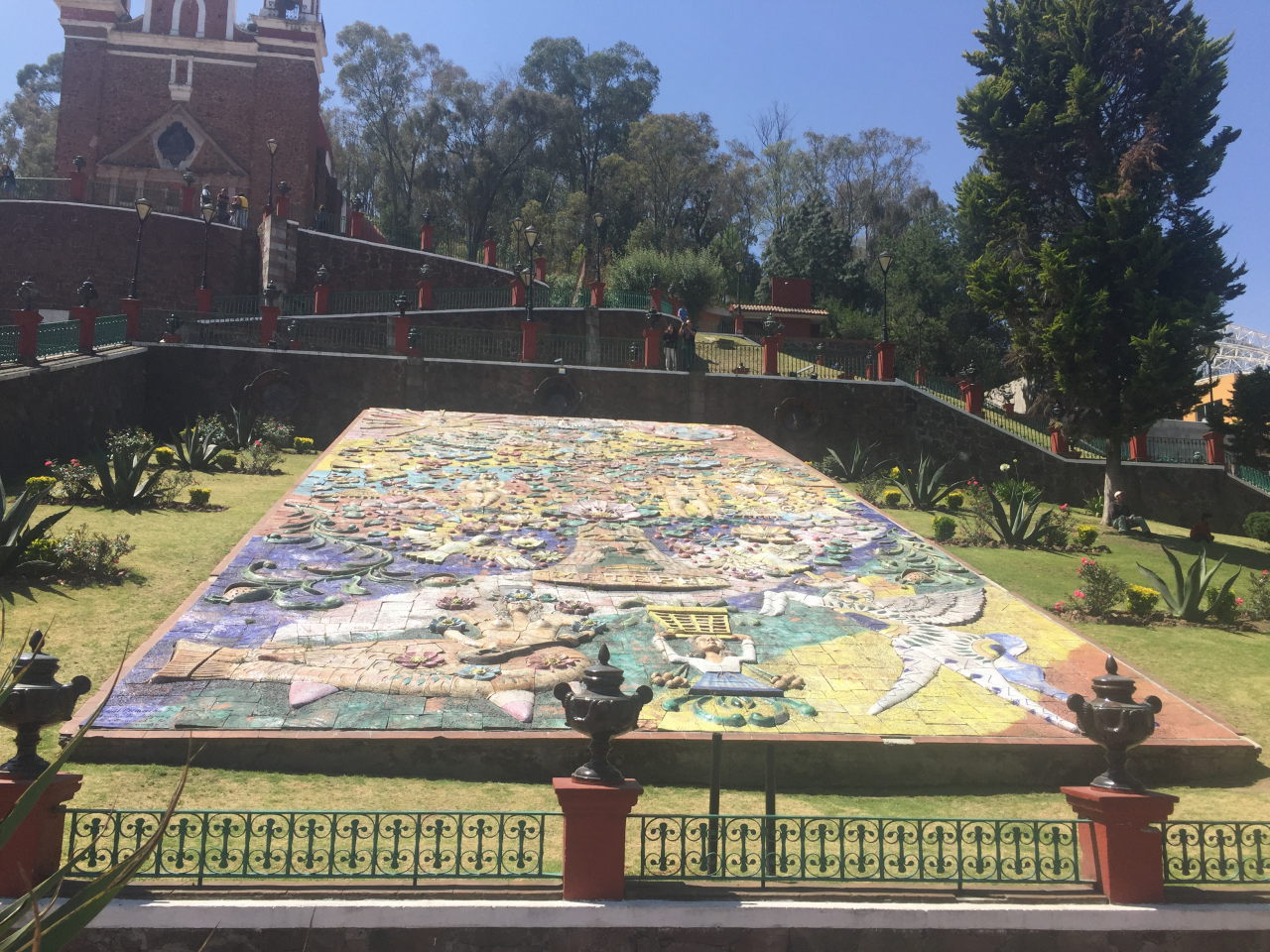 Metepec, Hill of the Magueyes #7