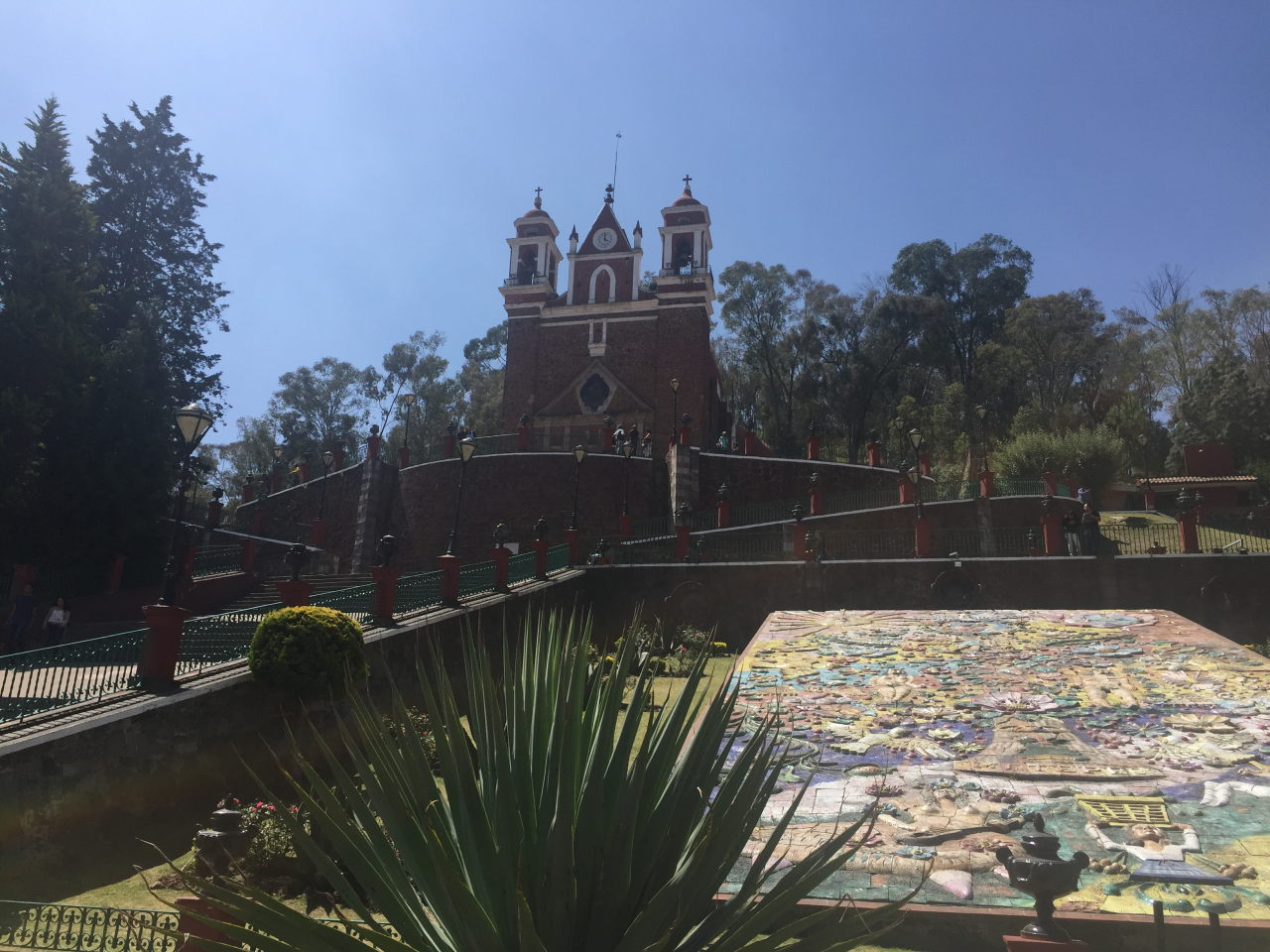 Metepec, Hill of the Magueyes #8