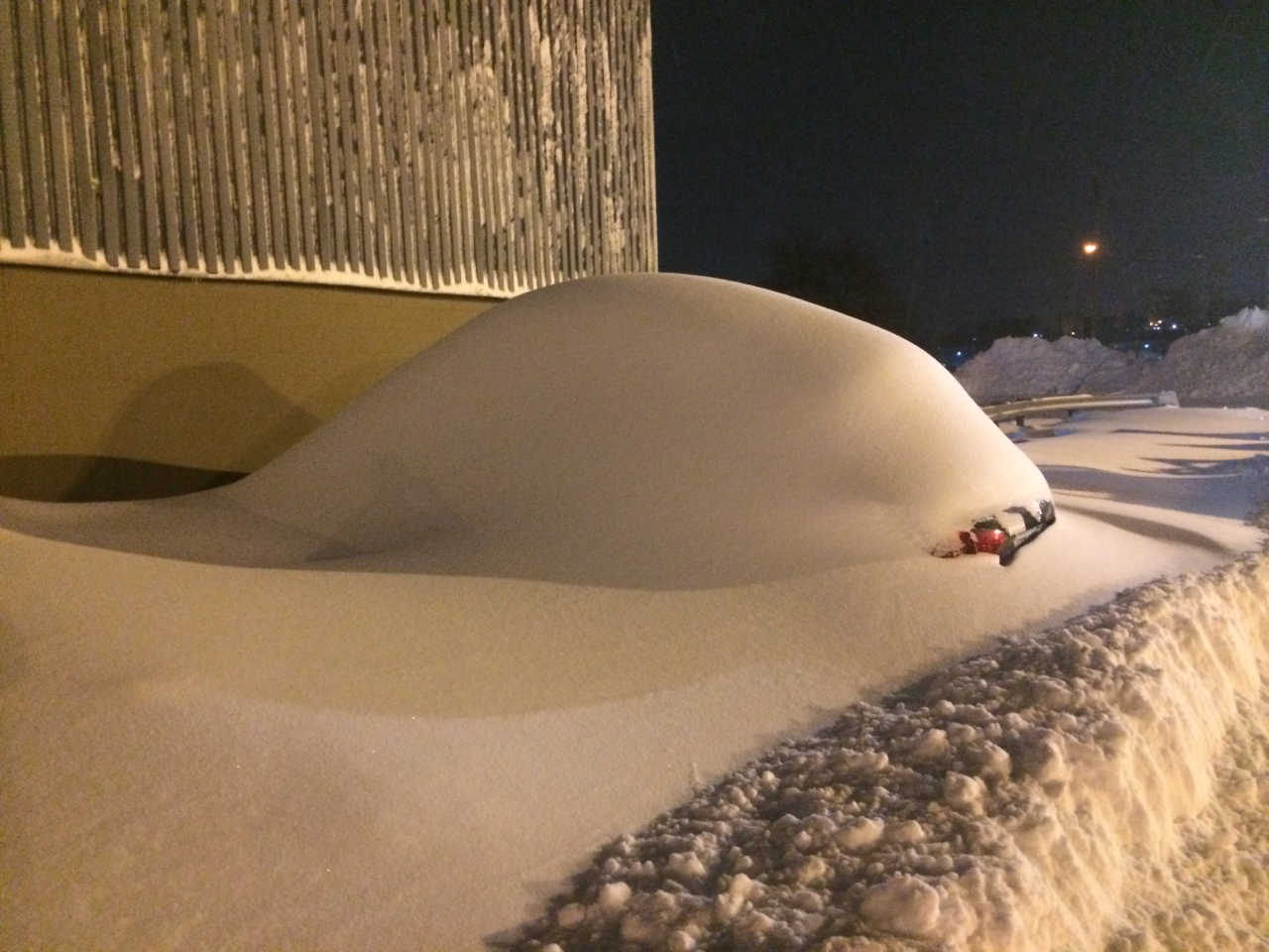 Winter 2015: My car, WTF?