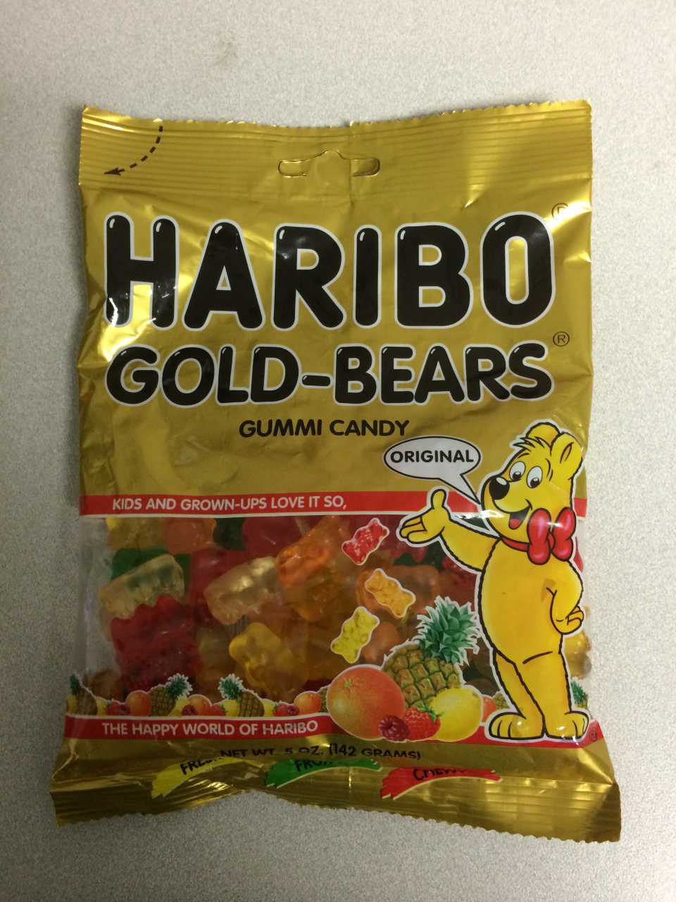 US Haribo Gold Bears