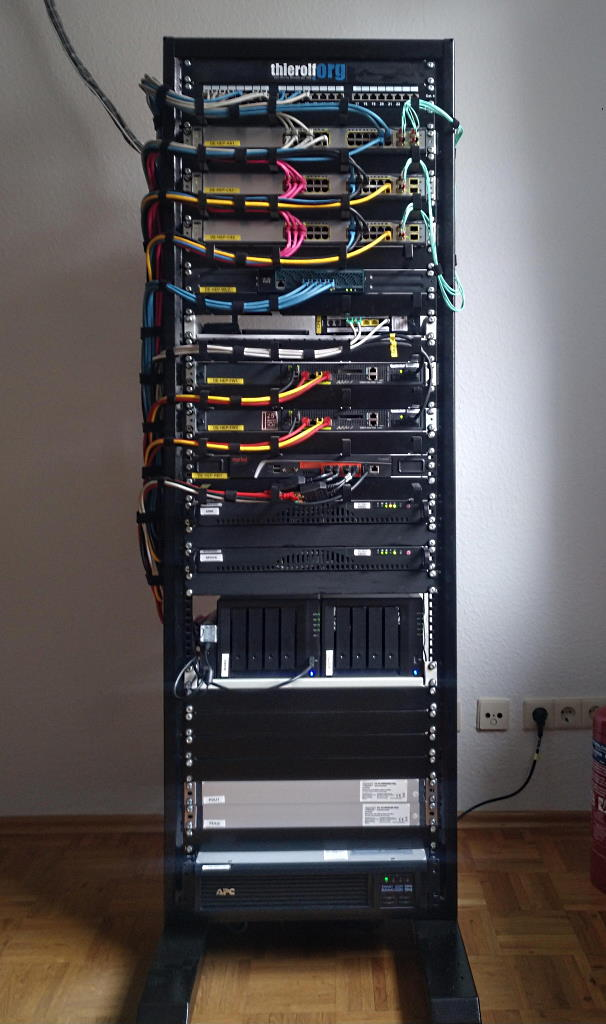 Private Network Lab (Germany)