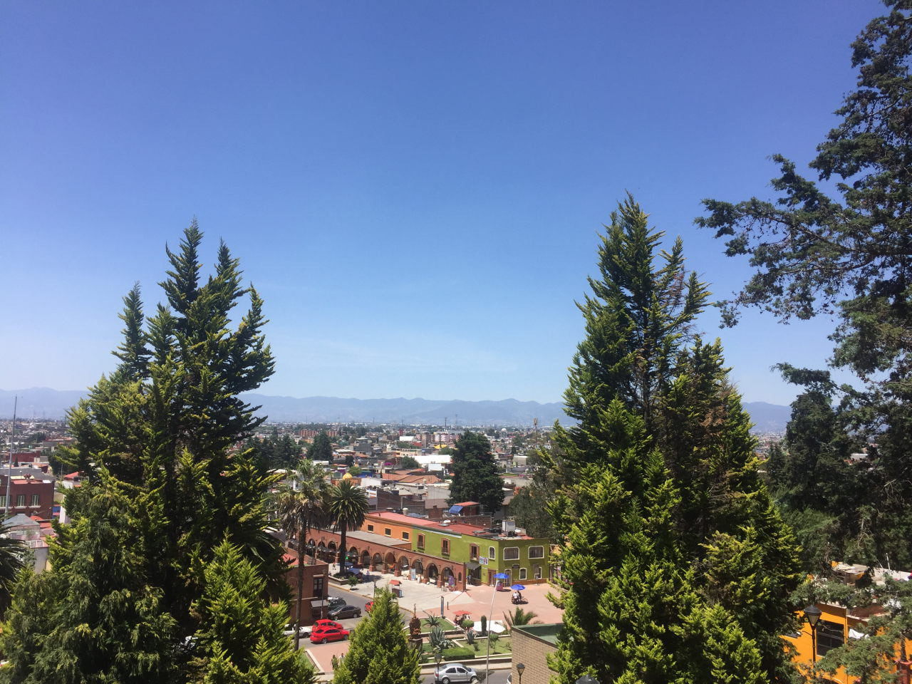 Metepec, Hill of the Magueyes #3